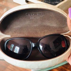 Coach Tortoise Sunglasses